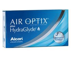 AirOptixHydraGlyde 6er Box