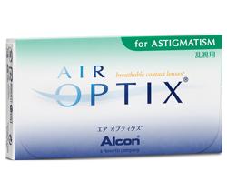 AirOptix for Astigmatism 6er Box