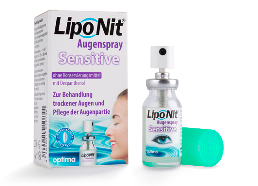 LipoNit Augenspray Sensitive